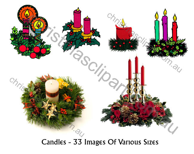 christmas candle clipart,candle images,christmas candle pics