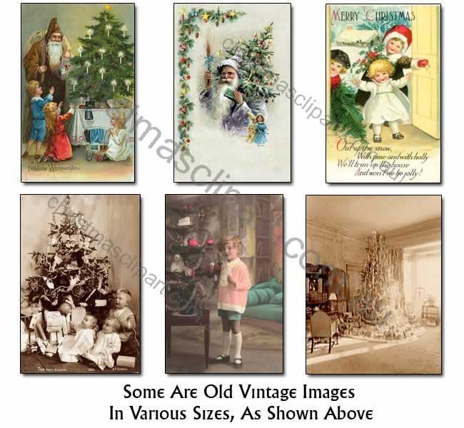 vintage christmas images,antique christmas images,christmas graphics,scrapbooking images